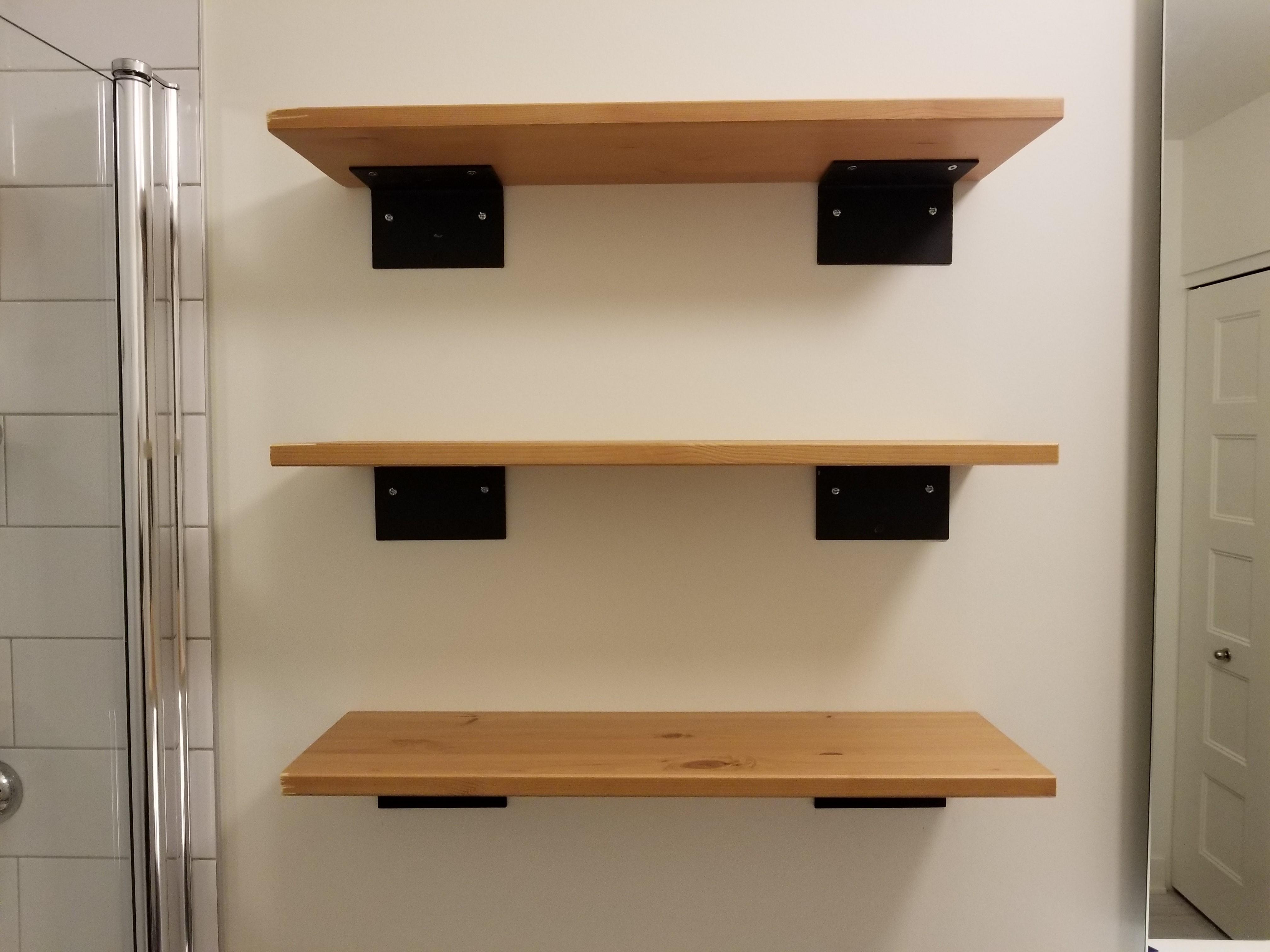 Ikea Wall Shelves How To Hang Shelves In 3 Easy Steps