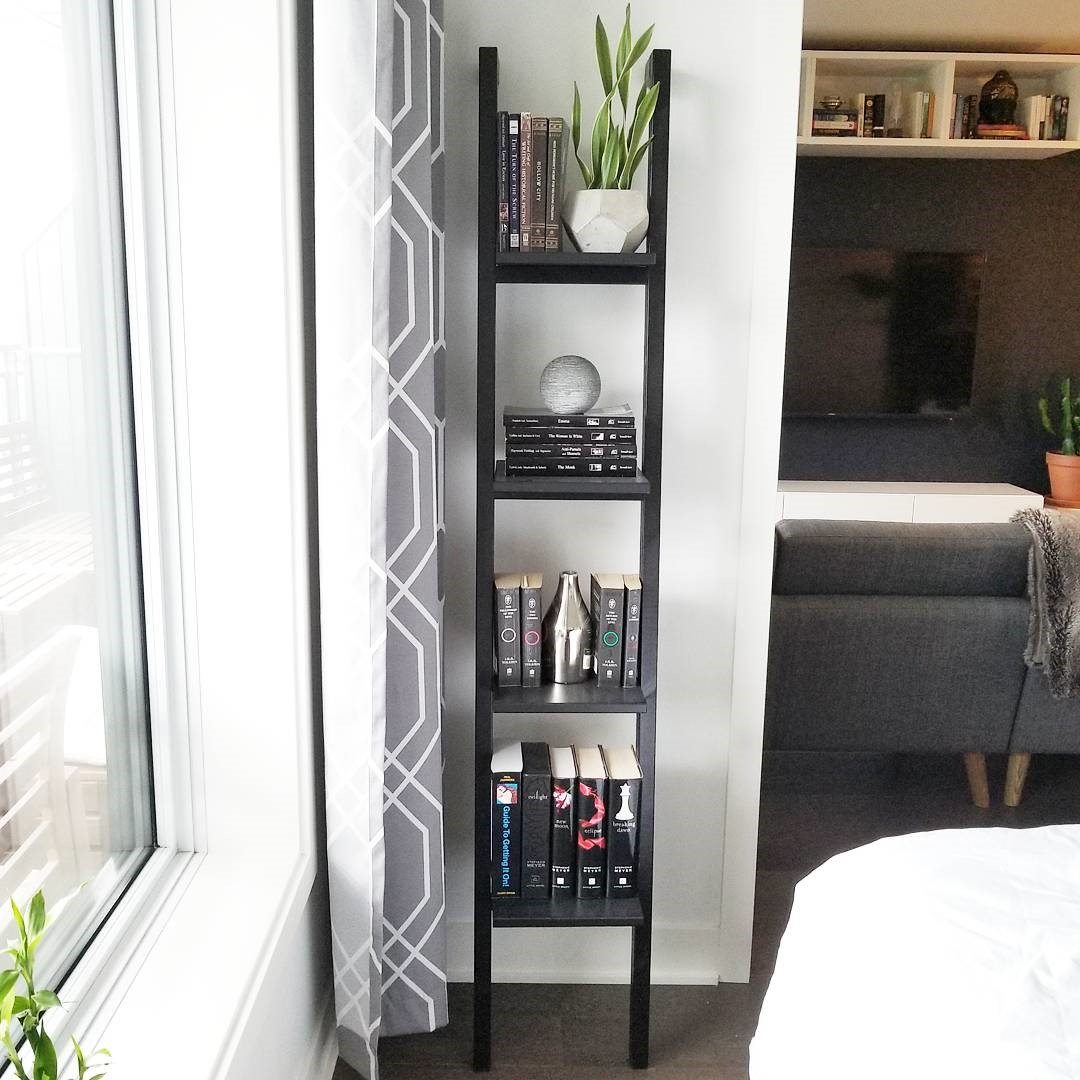 Ladder bookcase Ikea