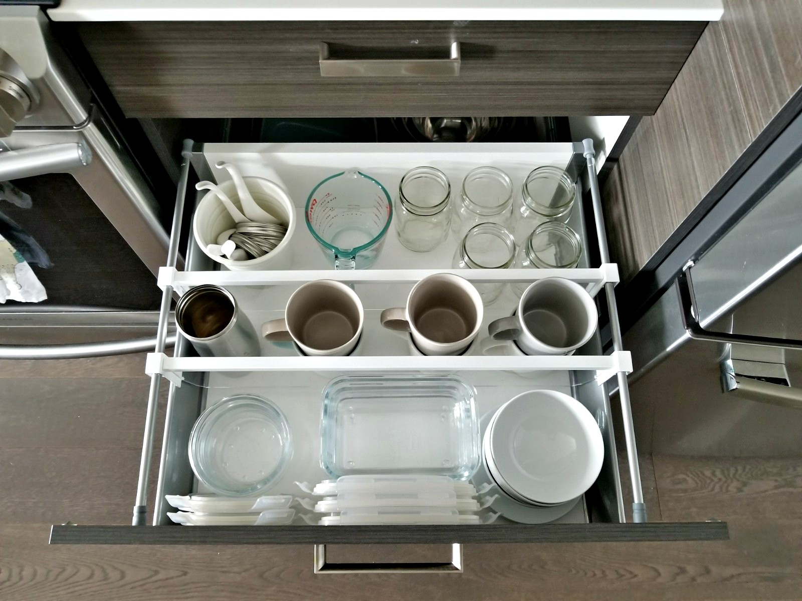 Ikea drawer dividers
