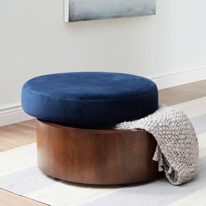 west elm storage ottoman apartment furniture