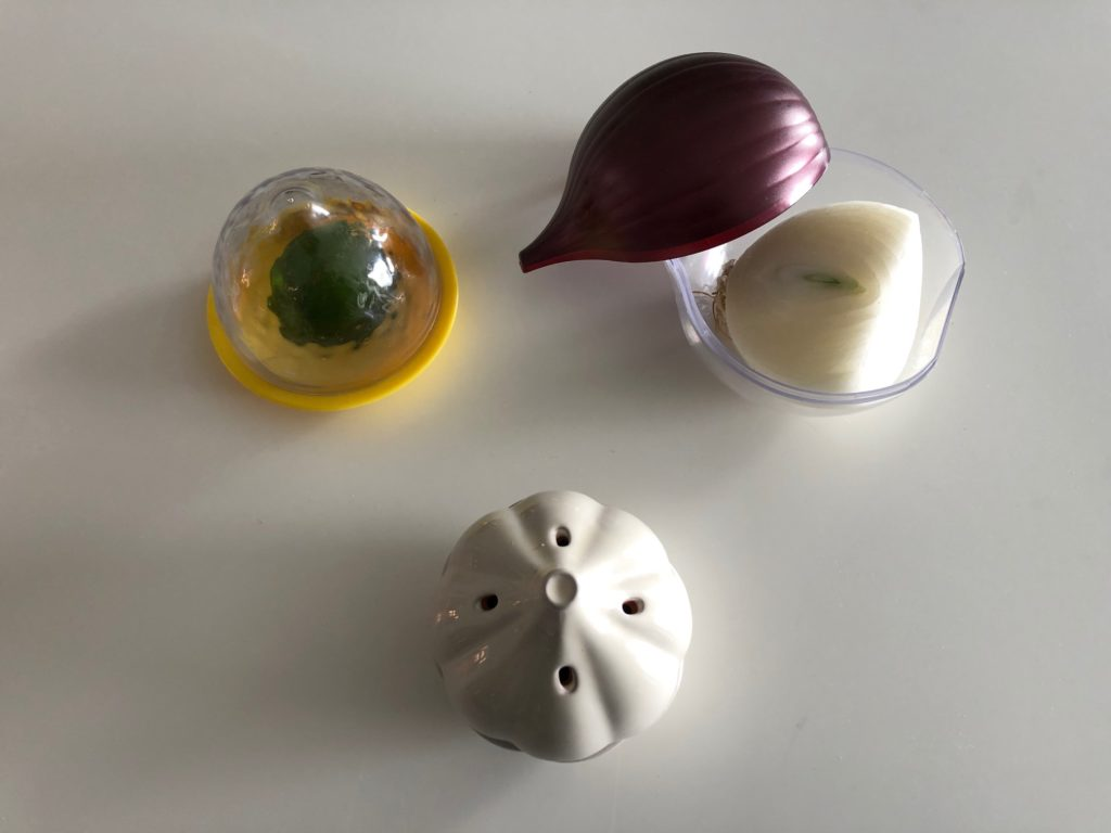 Vegetable containers